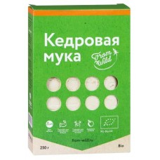 From wild Кедровая мука, 250 г