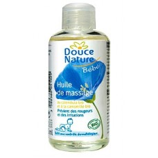 Детское массажное масло Биоорганическое Douce Nature, 100 мл.