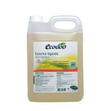 ECODOO Универсальное жидкое средство для стирки белья в канистре, 5L= 20L, 160 стирок