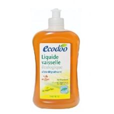 ECODOO Средство для мытья посуды с уксусом, 500 мл