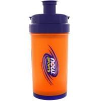 Now Foods Спортивная бутылка-шейкер 3 в 1, 25 унций 750 мл