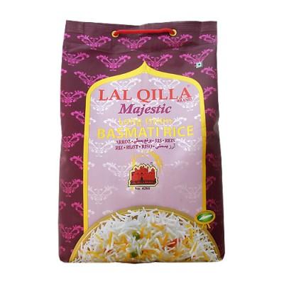 LAL QILLA Рис Басмати Majestic, 5 кг.