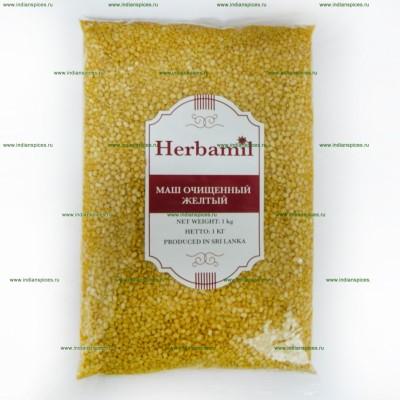 Herbamil Маш очищенный жёлтый, 1 кг