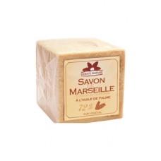 DOUCE NATURE Биоорганическое мыло Марсельское белое с пальмовым маслом, 300 г