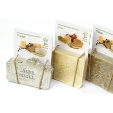 Divya Snana Натуральное мыло ручной работы Castle milk, 140г