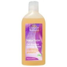 DOUCE NATURE Мягкий гель для интимной гигиены с календулой  и эфирным маслом герани, 200 мл
