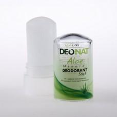 DEONAT Кристалл с экстрактом алоэ и глицерином, 60гр