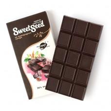 Шоколад горький на виноградном сахаре, 70% какао