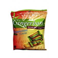 Имбирные конфеты Gingerbon PEPPERMINT CANDY, 125 г