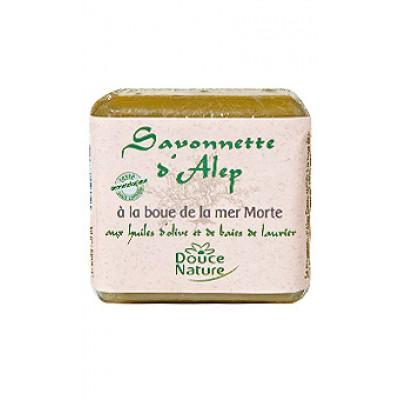 DOUCE NATURE Мыло туалетное ALEP с оливковым и лавровыми маслами, 100 г