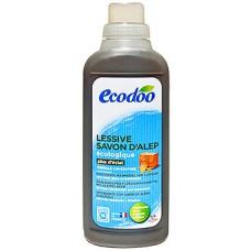 ECODOO Универсальное жидкое средство для стирки белья c мылом ALEP,  750 мл