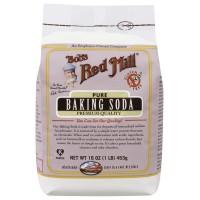 Bob's Red Mill Чистая пищевая сода, без глютена, 16 унций (453 г)