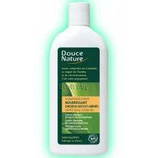 DOUCE NATURE Шампунь-крем для сухих волос с маслом карите, 300 мл