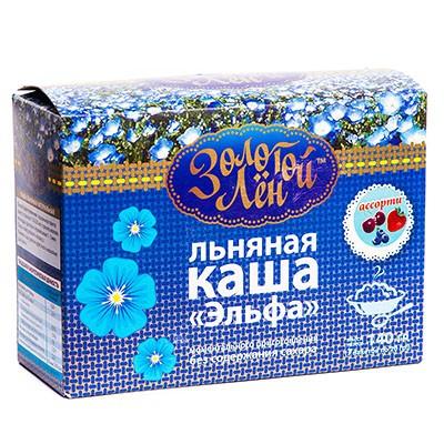 """ВИТАПРОМ Льняная каша """"Эльфа"""" в асс. 7 пакетов по 20 г"""