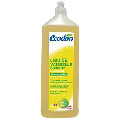 ECODOO Средство для мытья посуды с алоэ вера, 1 л