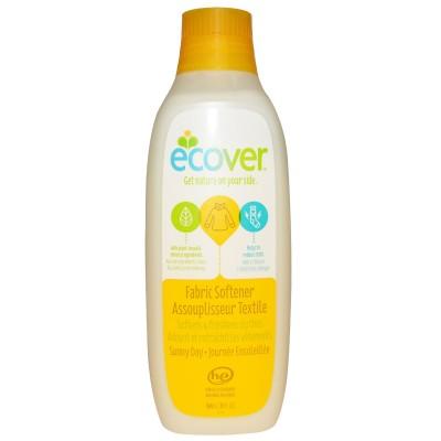 ECOVER Кондиционер для белья Солнечный день, 32 жидких унций (946 мл)