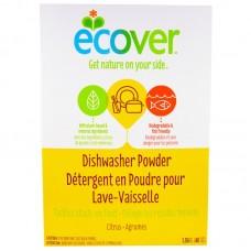 Ecover Порошок для посудомоечной машины с цитрусовым ароматом, 1,36 кг