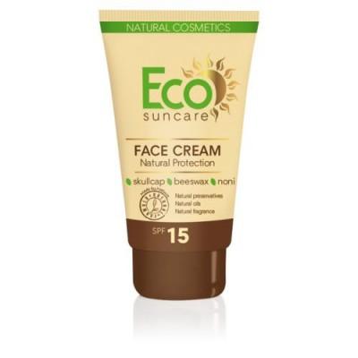 Eco SanCare Крем для лица после загара, 50 мл