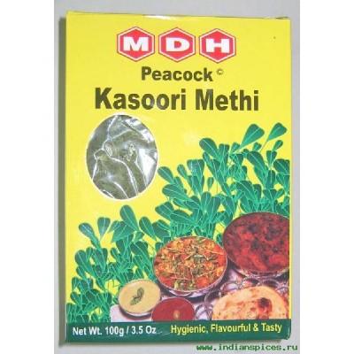 MDH Пажитник (шамбала) листья, 100 гр