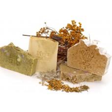 Divya Snana Натуральное мыло ручной работы Grass, 140г