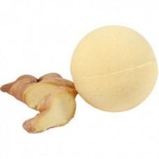МИ&КО Бомбочка бурлящий шарик для ванны Имбирь, 185г