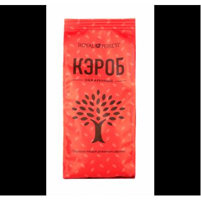 Royal Forest Кэроб обжаренный (порошок из плодов рожкового дерева), 200 г