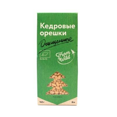 From Wild Кедровые орешки очищенные, 160 г