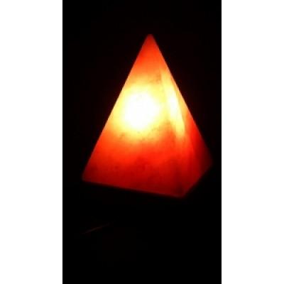 STAY GOLD Соляной светильник Пирамида малая с диммером