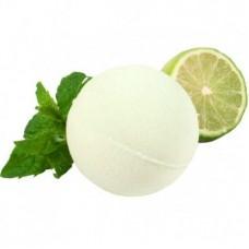 МИ&КО Бомбочка бурлящий шарик для ванны Лайм и мята, 185г