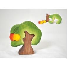 Дерево – пазл Яблоня