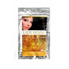 LADY HENNA Маска для волос, 100 гр