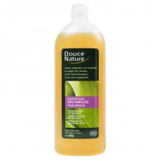 Douce Nature Семейный шампунь с медом и экстрактом крапивы, 1 л