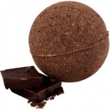МИ&КО Бомбочка бурлящий шарик для ванны Шоколад, 185г