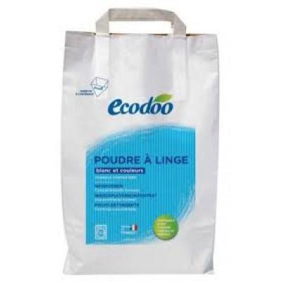 ECODOO Стиральный порошок с мылом ALEP (для белого и цветного), 3 кг
