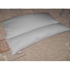 Анатомическая подушка с валиком  40х60 см.
