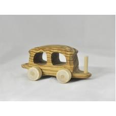 Детская игрушка из дерева Вагон