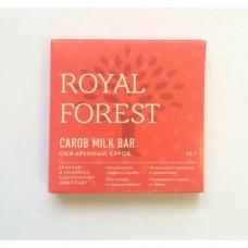 ROYAL FOREST Шоколад из обжаренного кэроба, 75 г