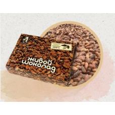 Шоколад  живой, плитка 180 г